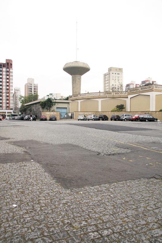 Caixa d'agua da Vila Mariana é um patrimônio histórico?