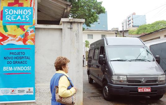 GRAAC ganha área pública na Vila Mariana