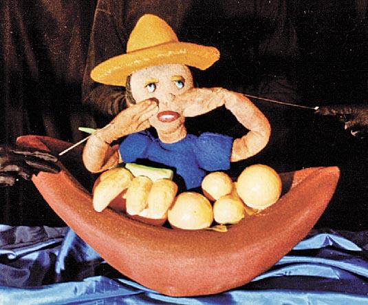 """Crianças têm ótimo programa para feriado no Sesc: """"A Cuca Fofa de Tarsila"""""""