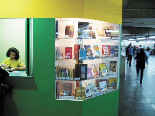 Biblioteca Metrô Paraíso