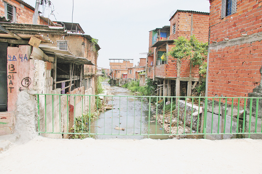 Favela Vietnã será desocupada?