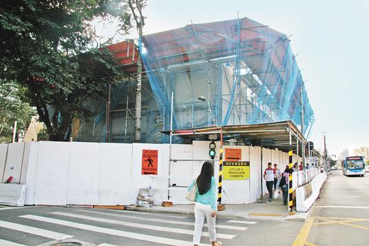 Nova estação Santa Cruz Será erguida