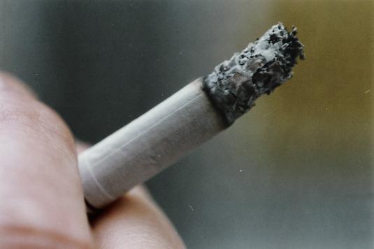 Quanto a um organismo é agudo para deixar de fumar