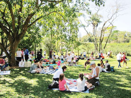 colegio ipe no jardim da saude: Augusto Laranja promove segunda Ecocaminhada no Jardim Botânico de SP