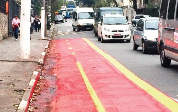 Rua Getúlio Vargas Filho também terá ciclovia
