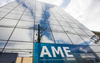 O Governador de São Paulo, inaugurou o AME do Idoso na Vila Mariana em São Paulo.  18/07/2016 -  São Paulo  -   Foto: Eduardo Saraiva/A2IMG