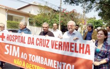 No sábado, 17, moradores fizeram passeata no Planalto