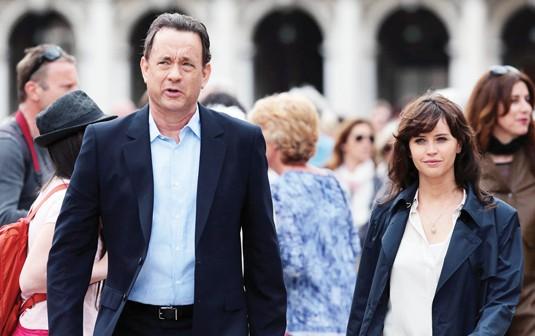 "Tom Hanks protagoniza ""Inferno"""