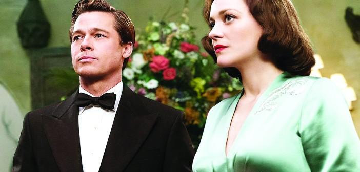"""Marion Cotillard e Brad Pitt estão em """"Aliados"""": suspense e emoção"""