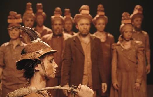 Espetáculo traz o Cangaço  ao teatro João Caetano