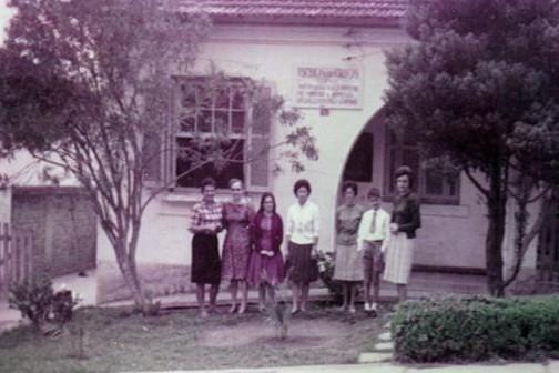 Escola no Jabaquara completa 59 anos