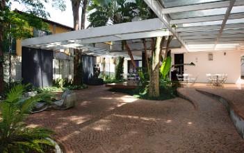 Jardins do Museu Lasar Segall