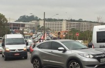 Trânsito São Paulo Expo