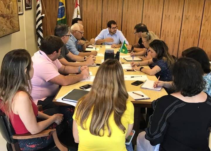 Paulo Mathias já se reuniu com prefeitos regionais do Jabaquara e Vila Mariana