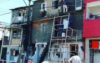 Grupo de voluntários, com o projeto independente Mauro Viva, já tem trabalhado no local e precisa de cooperação. Foto: Projeto Mauro Viva