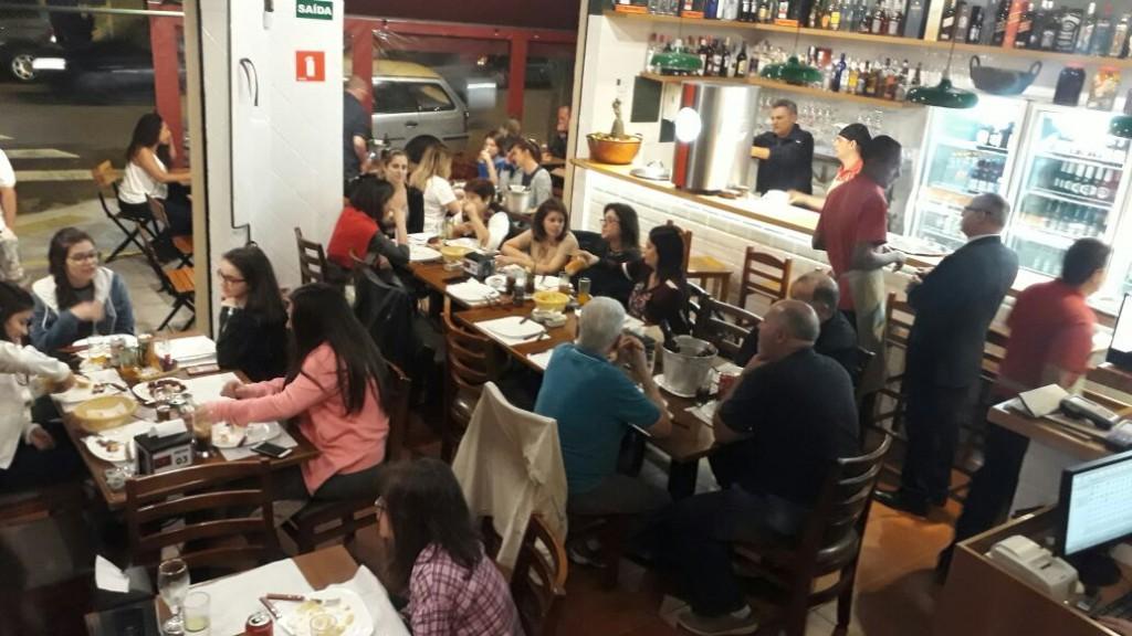 Novo bar na Luís Góis