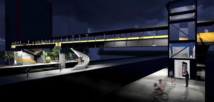 Nova passarela de Congonhas será instalada neste fim de semana