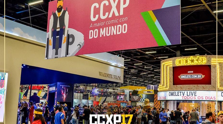 Foto: Divulgação CCXP