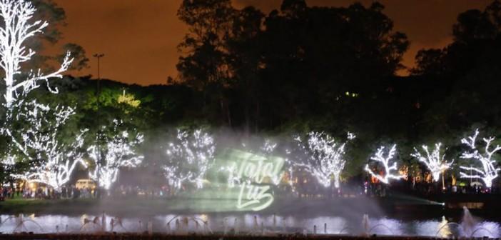 Fonte Multimídia Ibirapuera tem três shows por noite