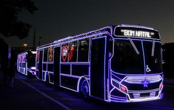 Ônibus Iluminados