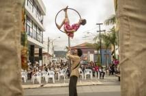 """Espetáculo """"Retirantes: malas, sonhos e mancebos"""", estará na Bilblioteca Viriato Correna, na Rua Sena Madureira, Vila Mariana. Foto Ariane Artioli"""