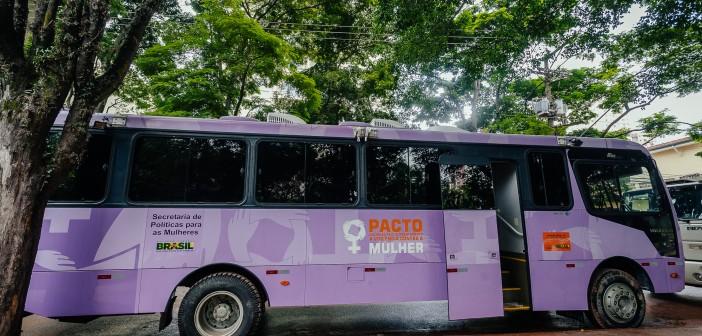 Ônibus Lilás atende mulheres até dia 23 de março no Jabaquara