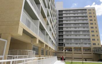 Unidades habitacionais foram entregues recentemente e Prefeitura pretende investir em outras 950. . Foto: Heloisa Ballerini