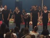 Sapateado e Street dance: várias apresentações