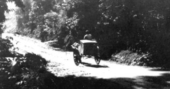 """""""Naqueles tempos"""", comércio era feito com carroça"""