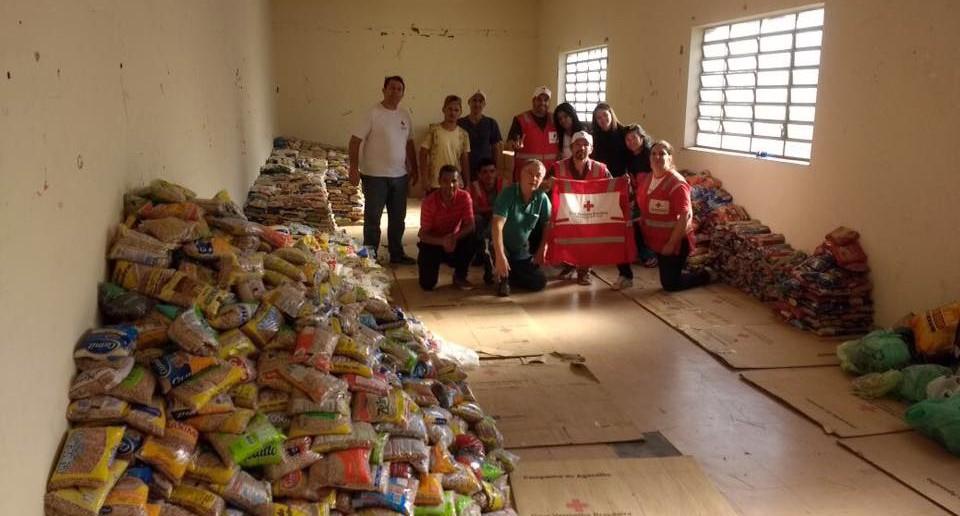 Foto: Cruz Vermelha/Divulgação/Arquivo