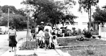 GARAGEM DA CMTC AJUDOU A POVOAR REGIÃO DO JABAQUARA