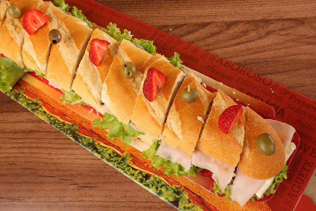 Sanduíche de metro