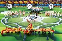 Cerimônia de Abertura da Copa 2018 - Foto: Ag. Kremlin