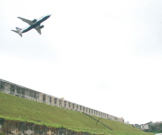 voos internacionais