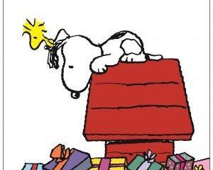 Snoopy e sua turma chegam ao Plaza Sul