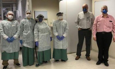 hospital são paulo doenças respiratórias covid