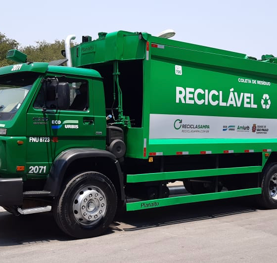 Coleta seletiva reciclagem