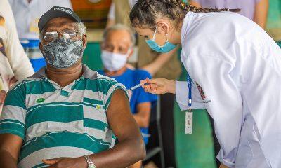 Vacina idosos são paulo capital
