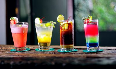 venda de bebidas