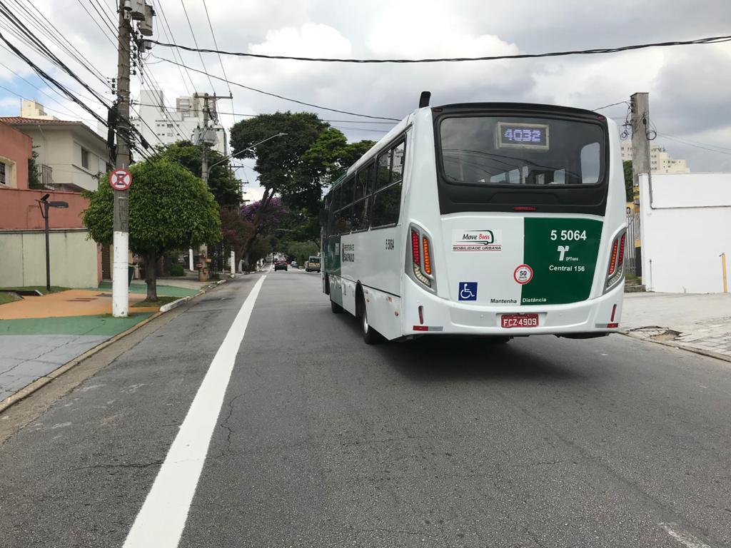 Ciclofaixa Luís Góis