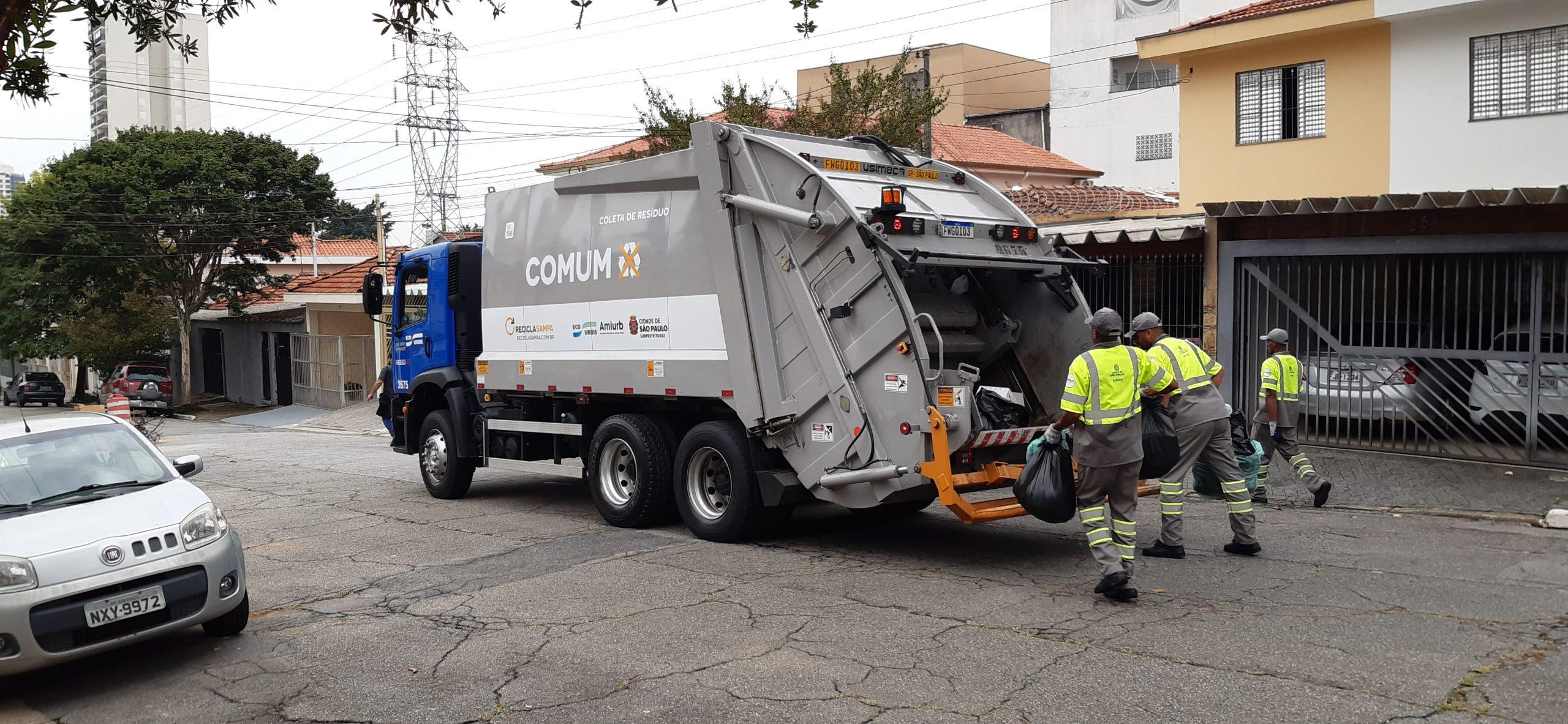 dia do gari redução de resíduos
